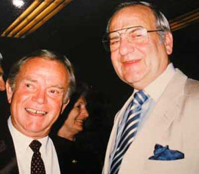 Del Spitzer with Lee Iacocca