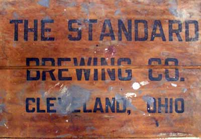 Standard Brewing Company of Cleveland case